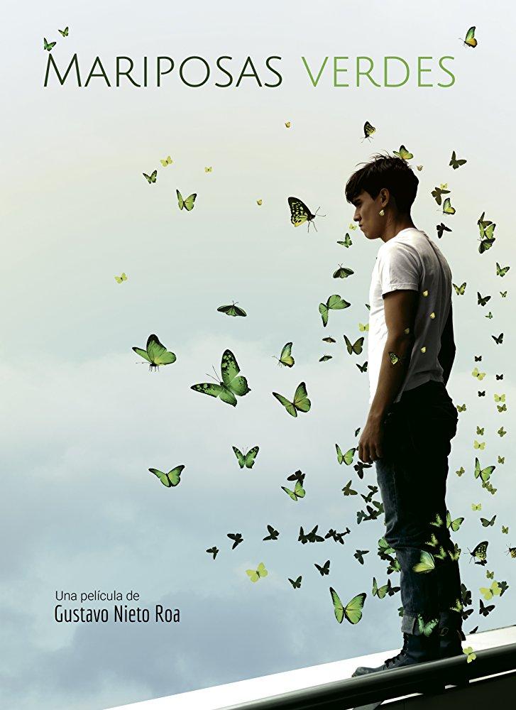 Зеленые бабочки