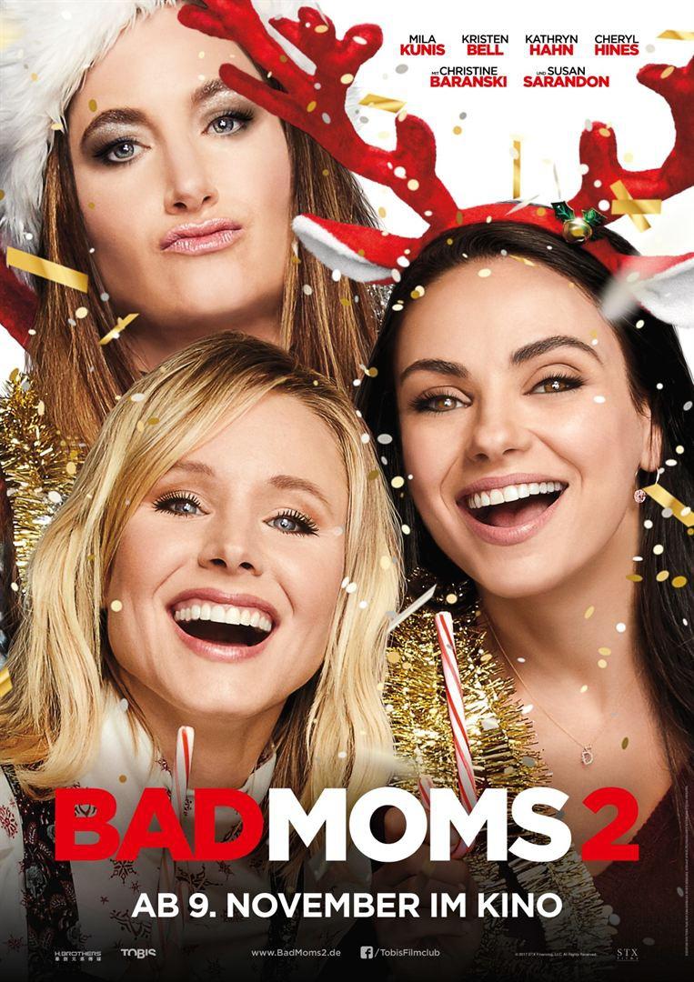 Очень плохие мамочки 2 (2017)