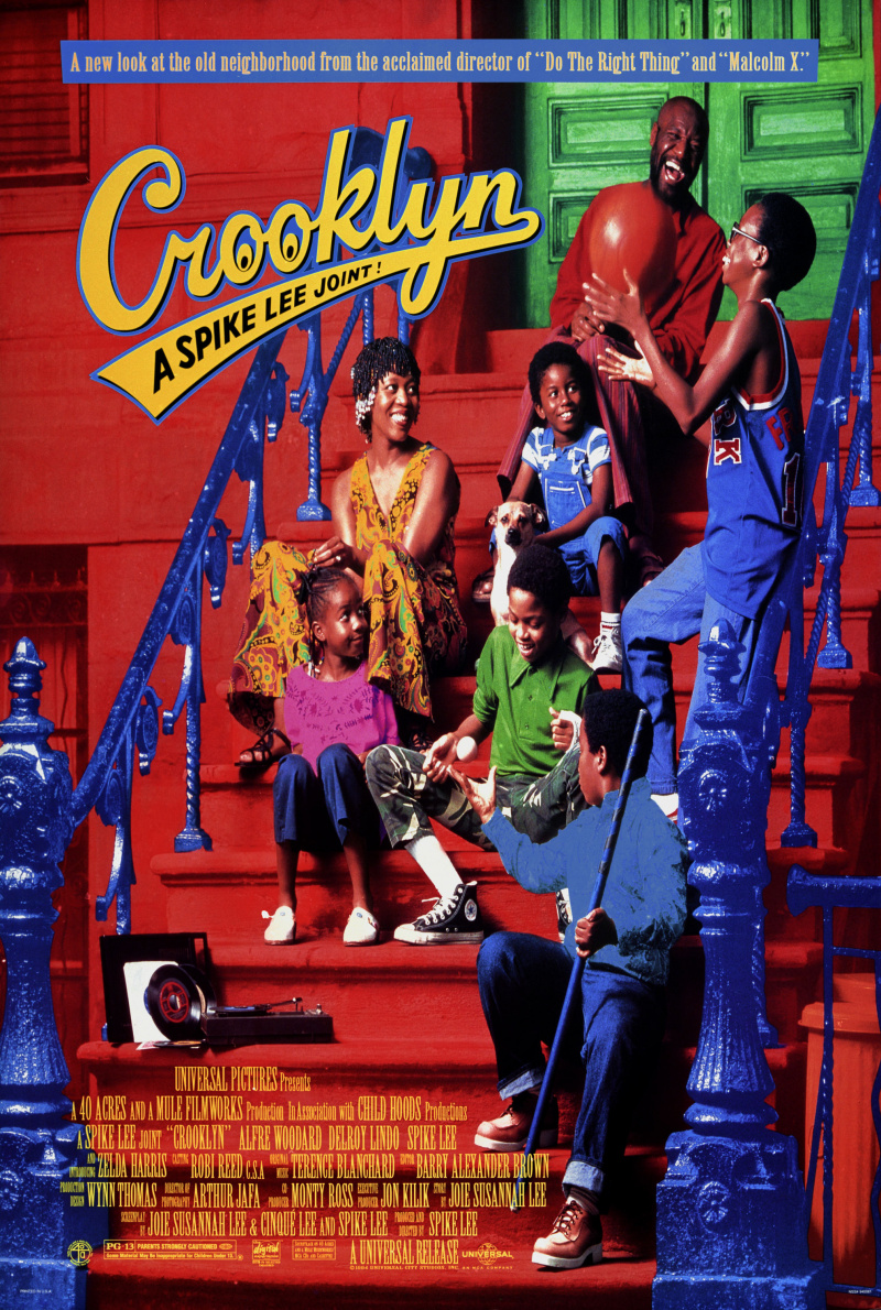 an analysis of crooklyn an autobiographical piece by spike lee that shows what his childhood was lik A family tree grows in spike lee's crooklyn in the opening sequence of his new film, crooklyn, lee edits together what because it shows lee experimenting.