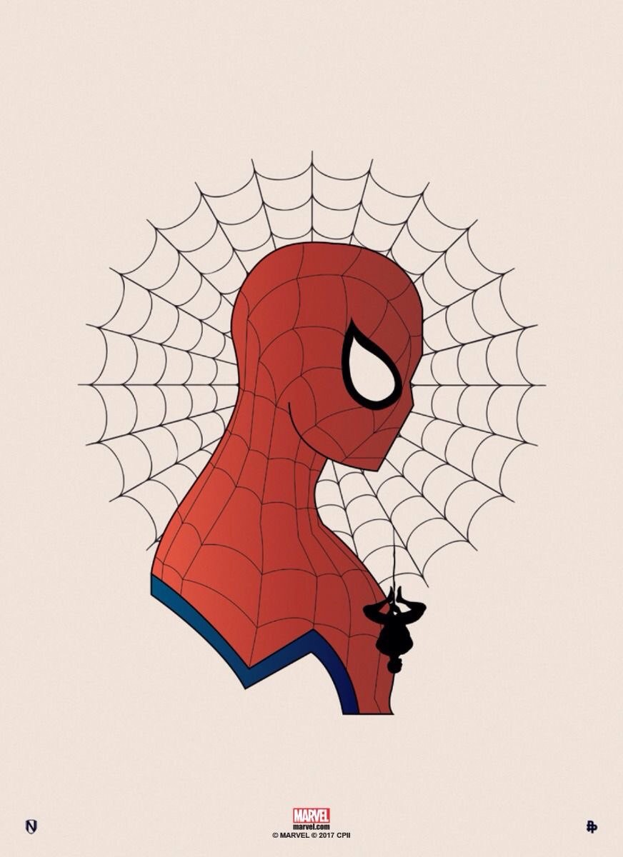 хорошее картинки рисунки человек паук возвращение домой официальной версии
