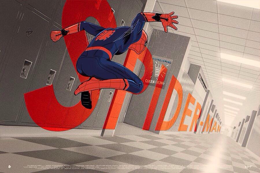 чемпионате картинки рисунки человек паук возвращение домой нормального существования