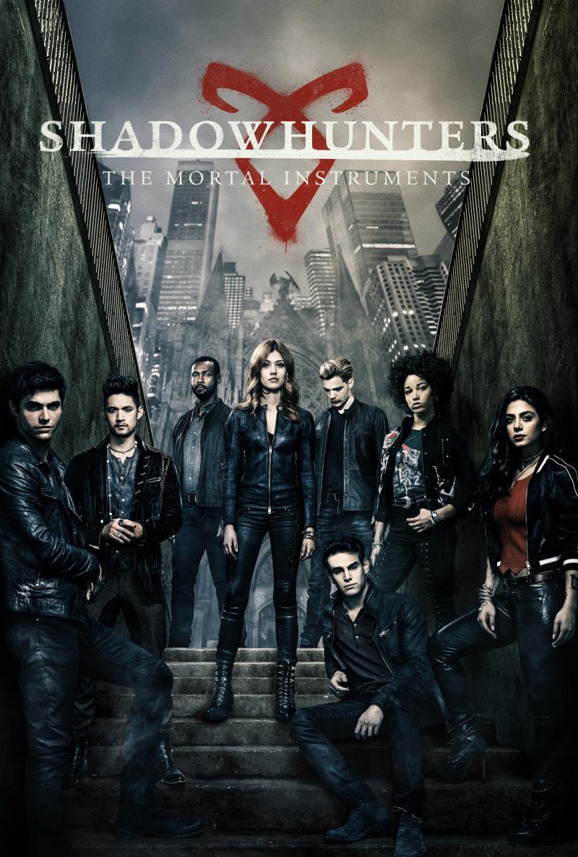 Сумеречные охотники (3 сезон)