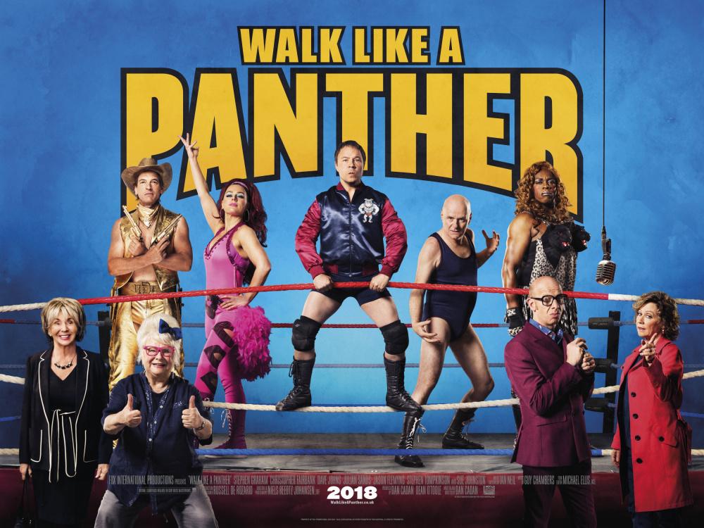 Ходить как пантера (2018)