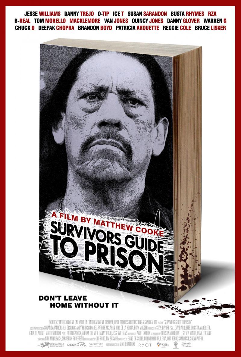 Руководство по выживанию в тюрьме (2018)