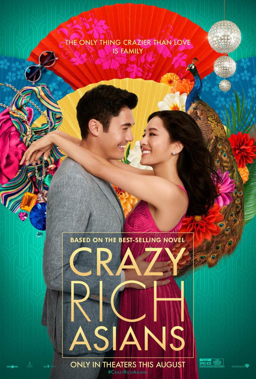 Crazy Rich Asians (Eng)
