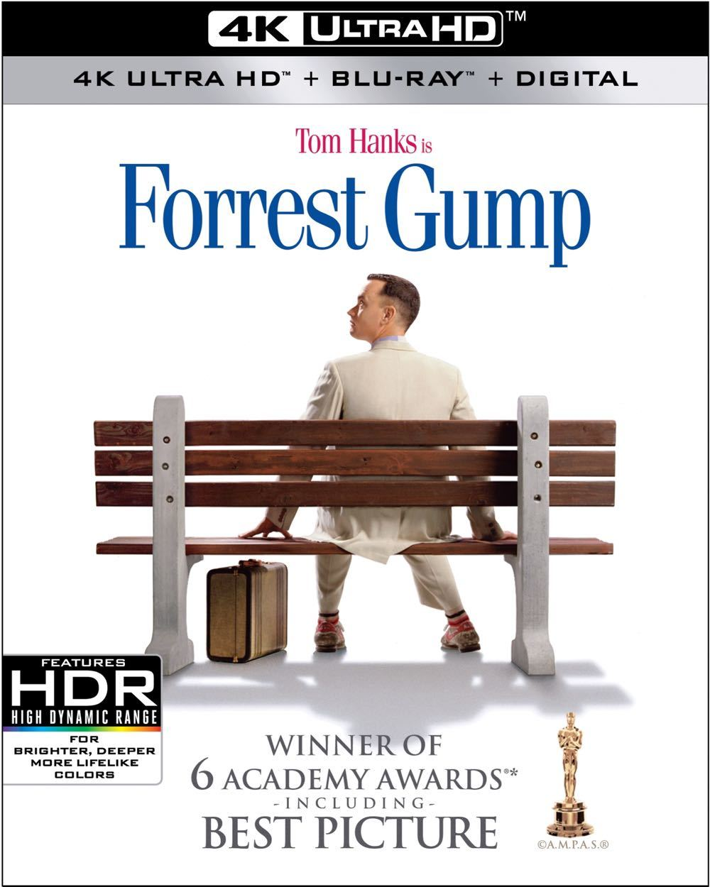 forest gump distinctive voices Forrest gump's two and a half hours run the gamut from humor and charm to tragedy and poignancy although epic in length and symbolic in treatment, the movie never loses sight of the intimate love story at its center.