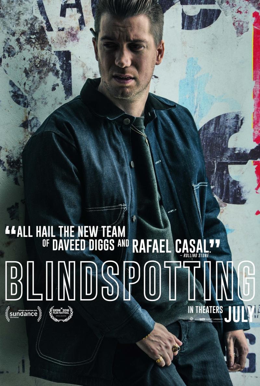 Слепые пятна фильм 2018