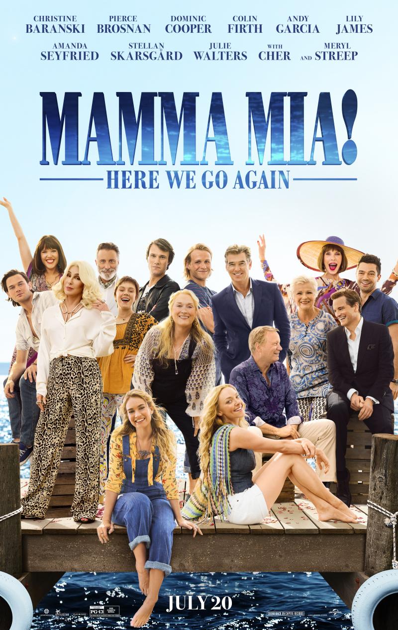 Mamma Mia! 2  ENG ORIG