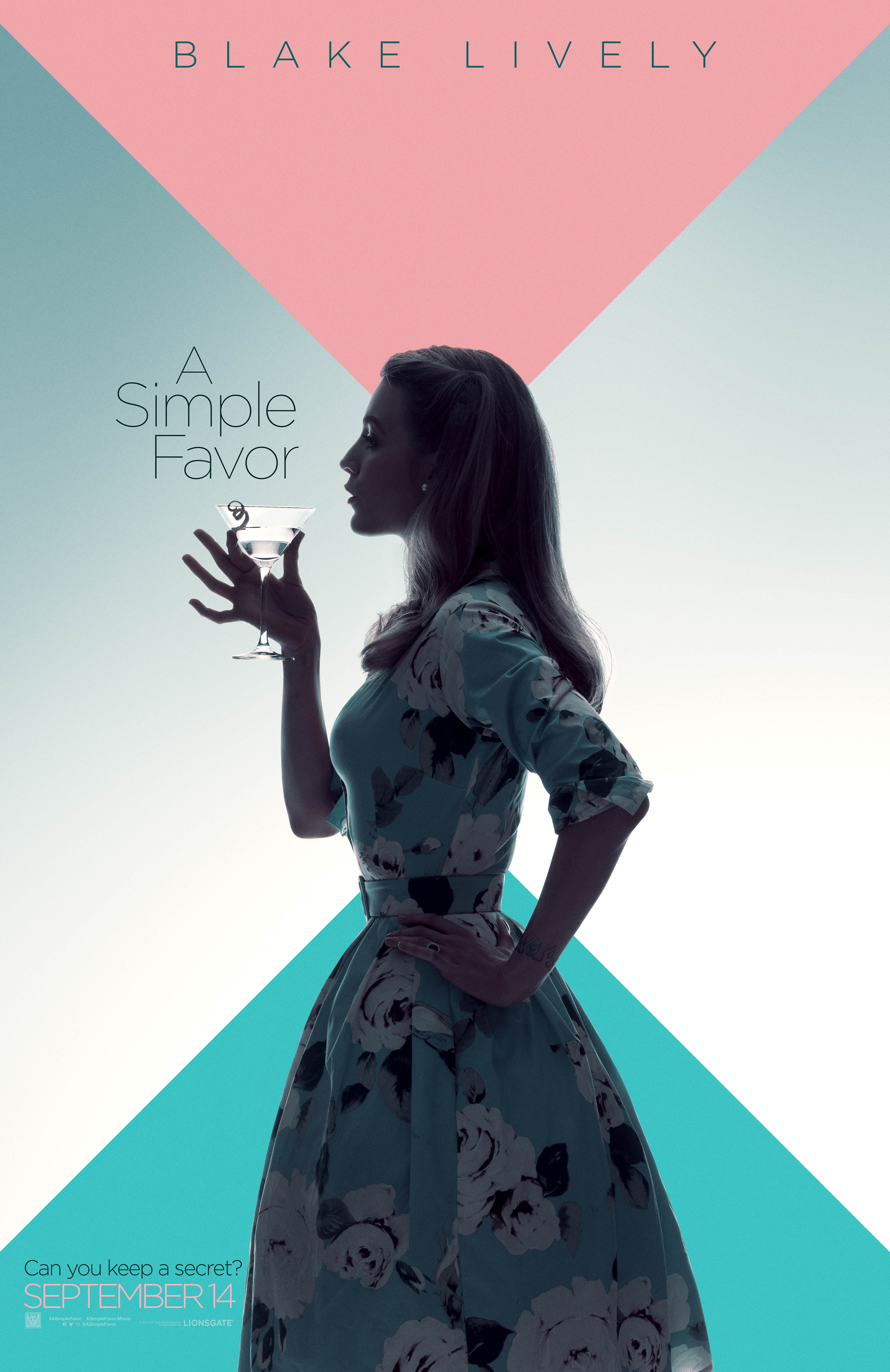 A Simple Favor A Novel Darcey Bell on Amazoncom FREE shipping on qualifying offers Soon to be a major motion picture from Lionsgate starring Anna Kendrick