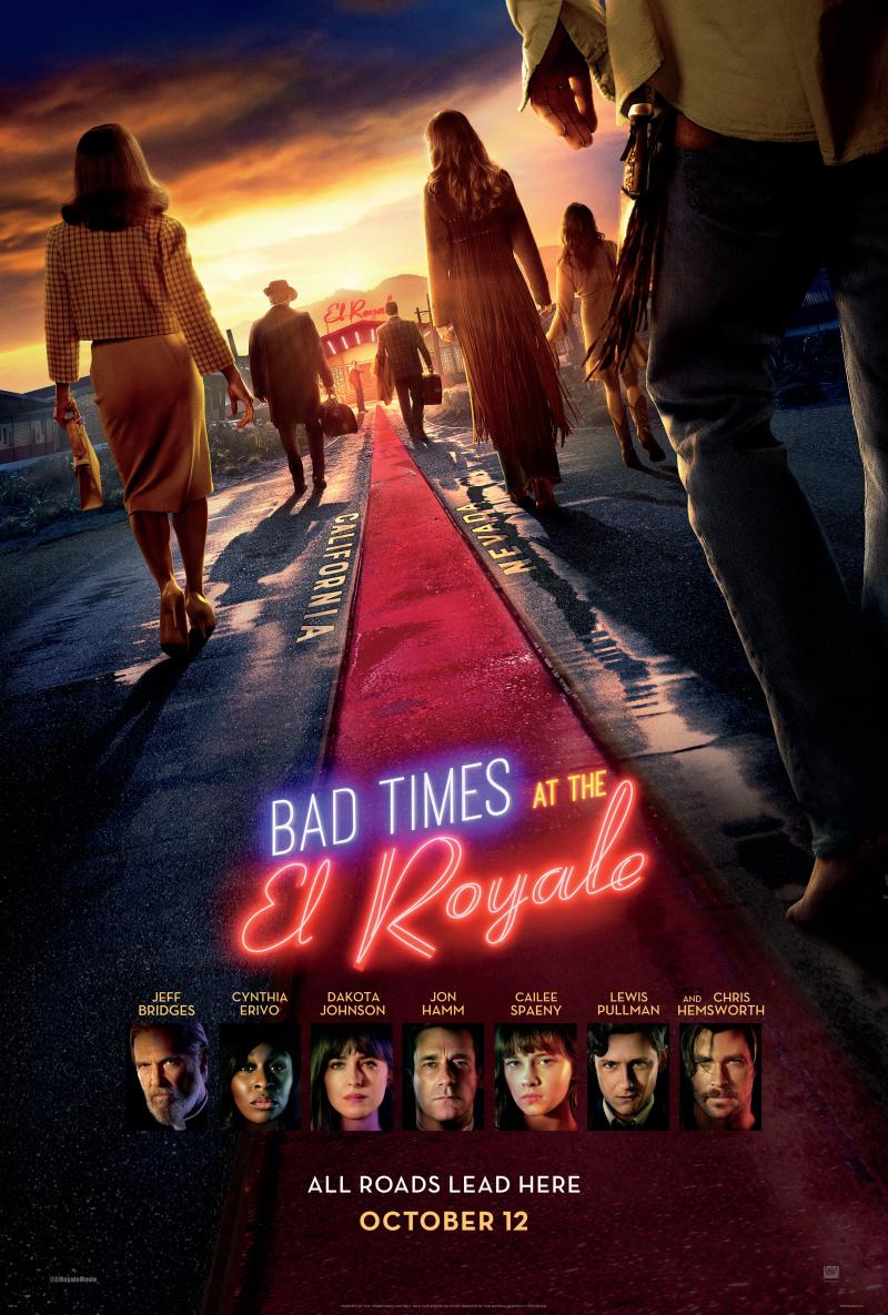 Bad Times at the El Royale (Eng)