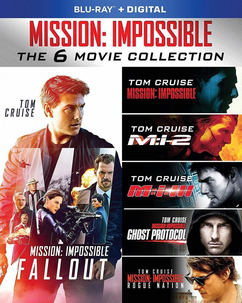 Миссия невыполнима (Коллекция) / Mission: Impossible - Collection / 1996-2018