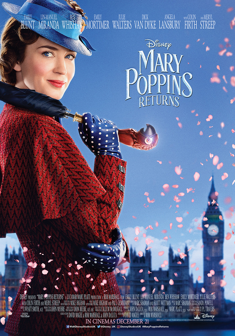 Mary Poppins Returns (Eng)