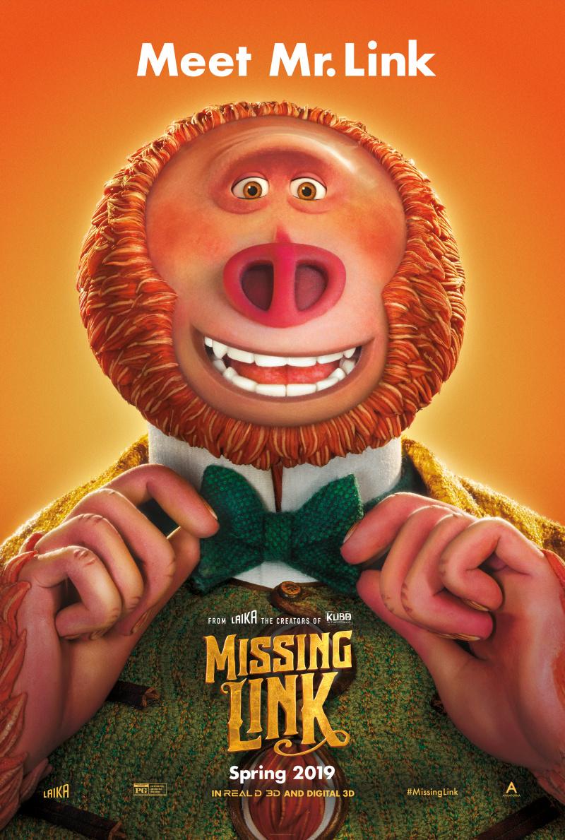 Потерянное звено / Missing Link (2019)