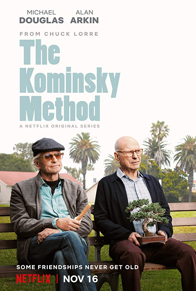 "Рецензия на сериал ""Метод Комински"" (The Kominsky Method) 2018"