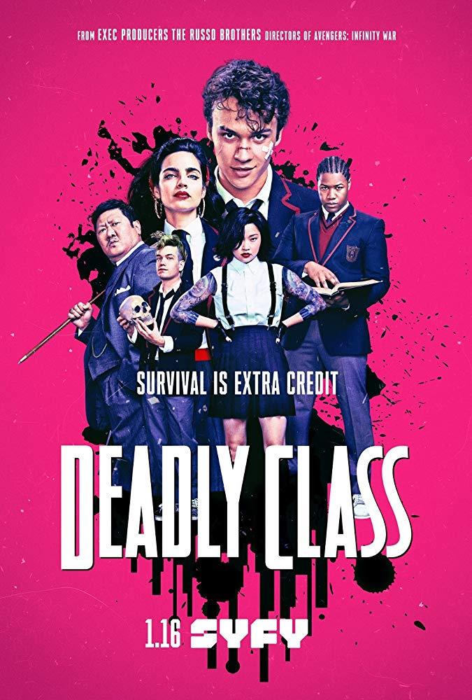Академия смерти  (1 сезон)