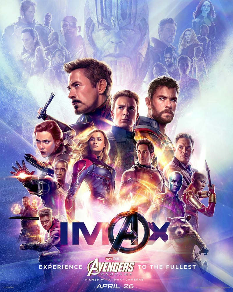 """Рецензия на фильм """"Мстители: Финал"""" (Avengers: Endgame) 2019"""