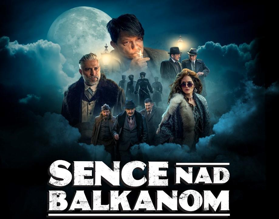 Постеры: Тени над Балканами / Постер сериала «Тени над Балканами» (2017)  #3356448