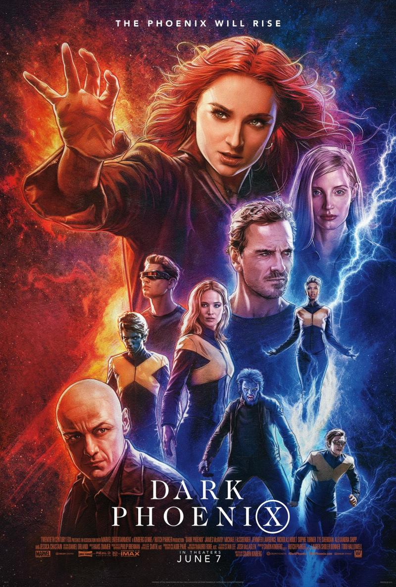 Dark Phoenix (Eng)
