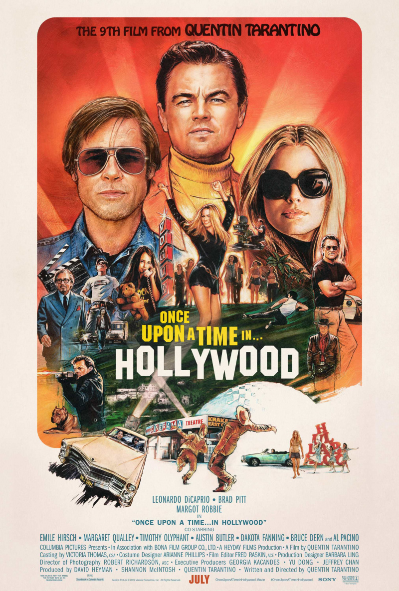 Once Upon a Time ... in Hollywood (Eng)