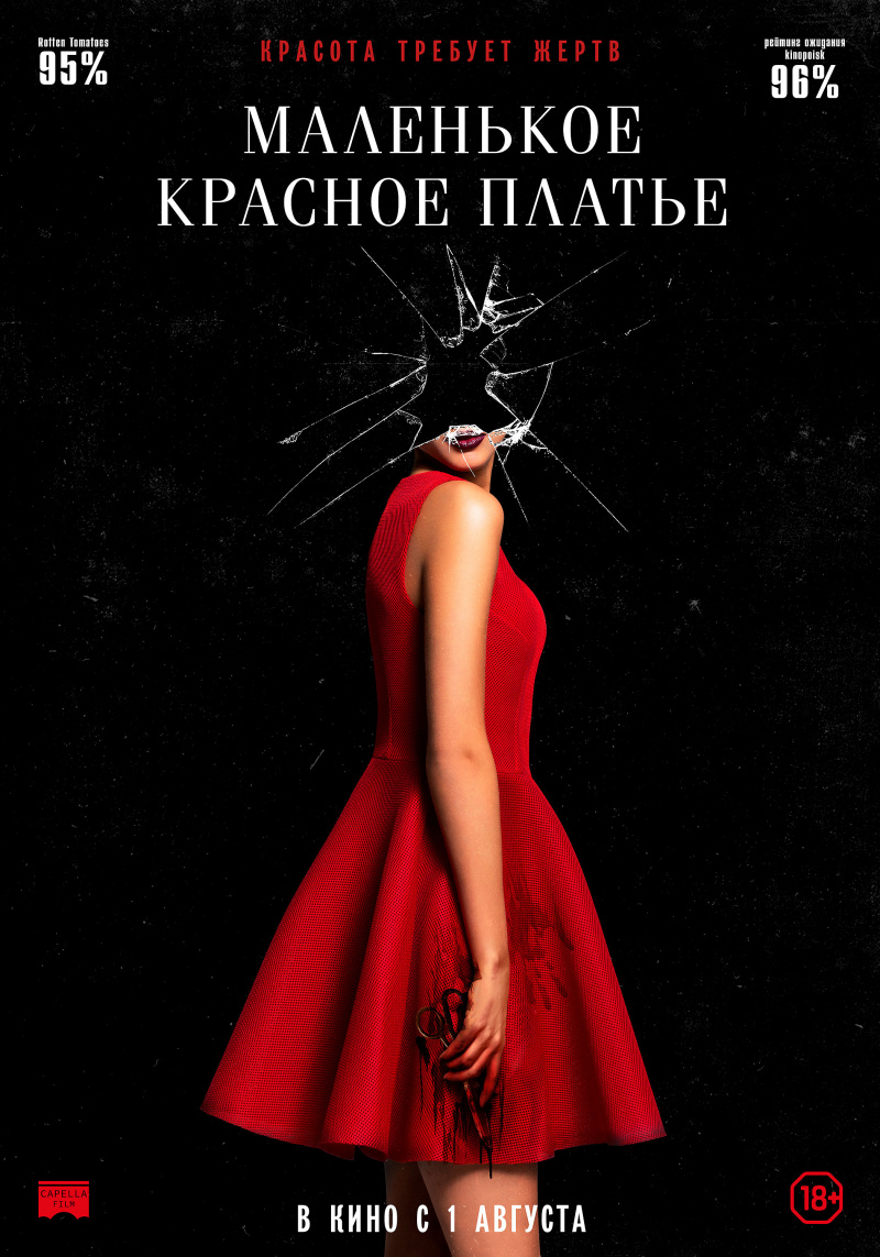 Маленькое красное платье / In Fabric (2018)