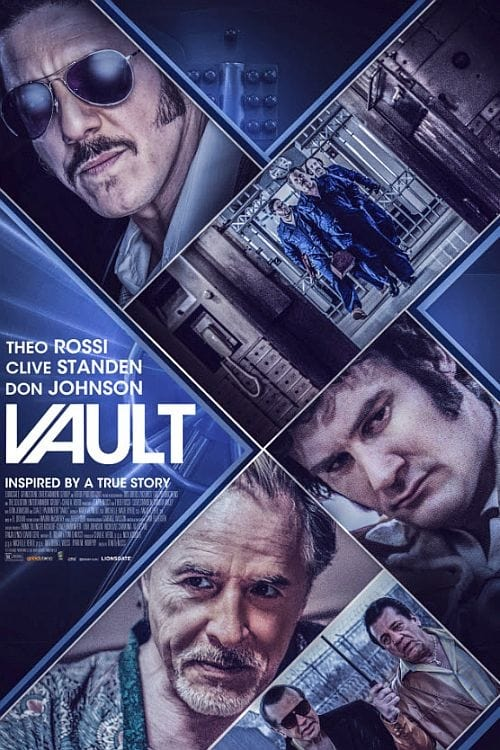 Хранилище / The Vault (2017) Blu-Ray Remux 1080p | iTunes