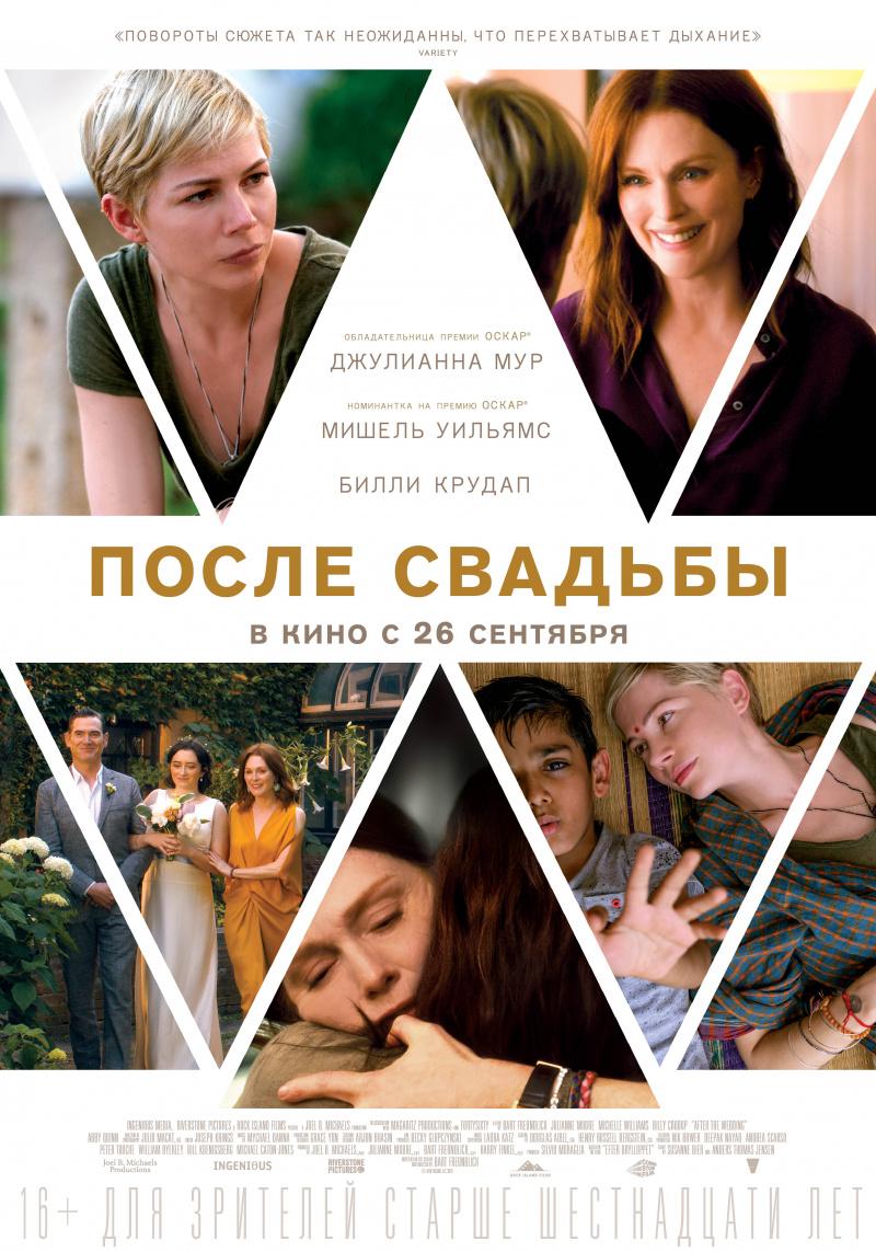 После свадьбы / After the Wedding (2019)