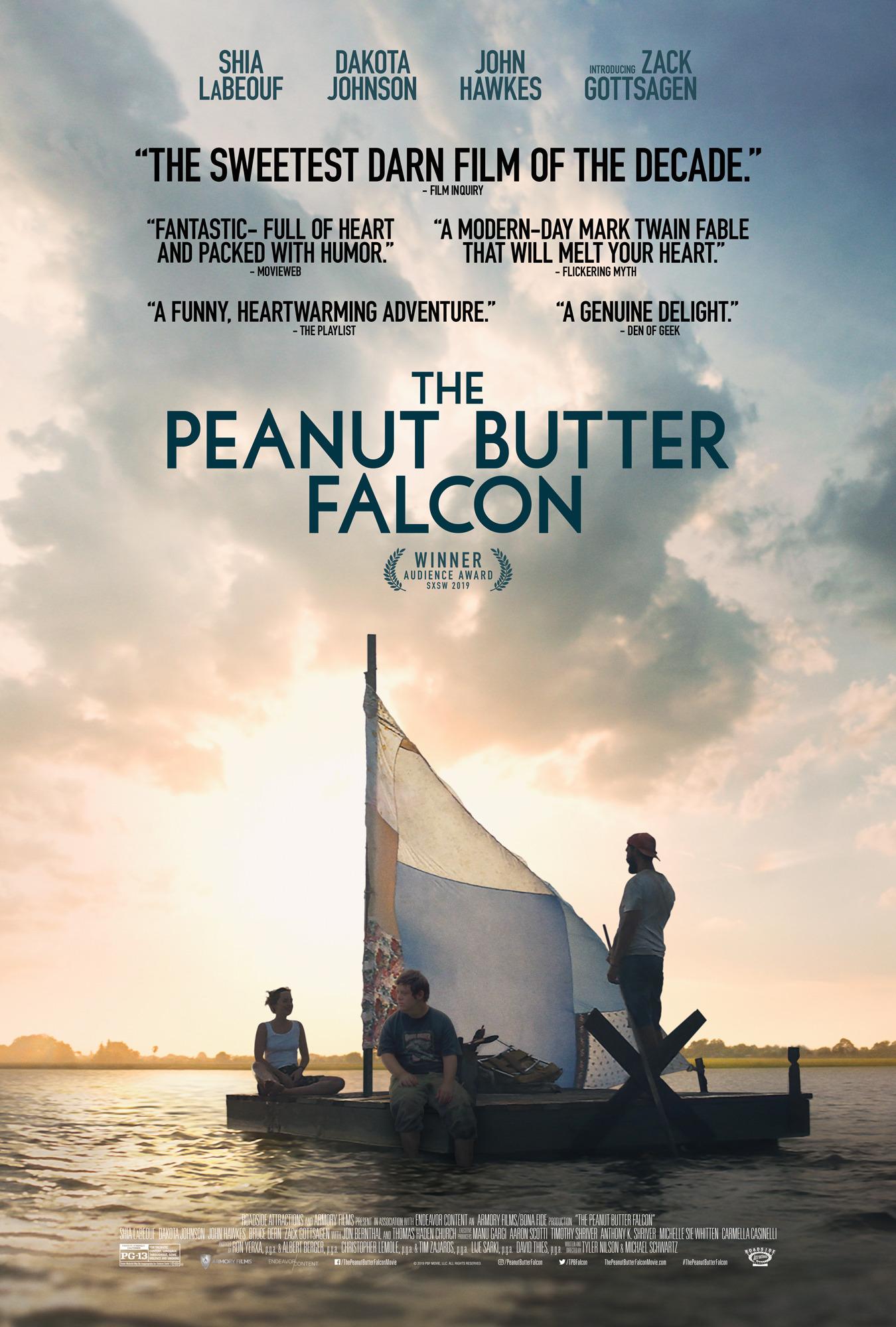 peanut butter falcon - 736×1090