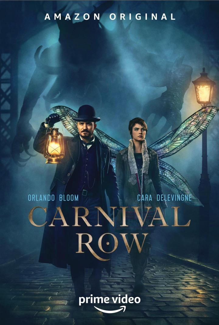 "Рецензия на сериал ""Карнивал Роу"" (Carnival Row) 2019"