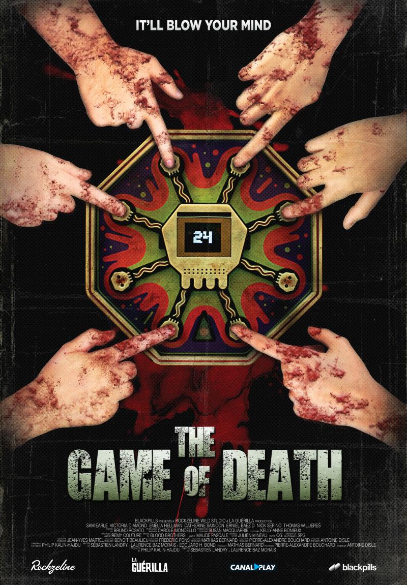 Постеры: Игра смерти / Постер фильма «Игра смерти» (2017) #3430760