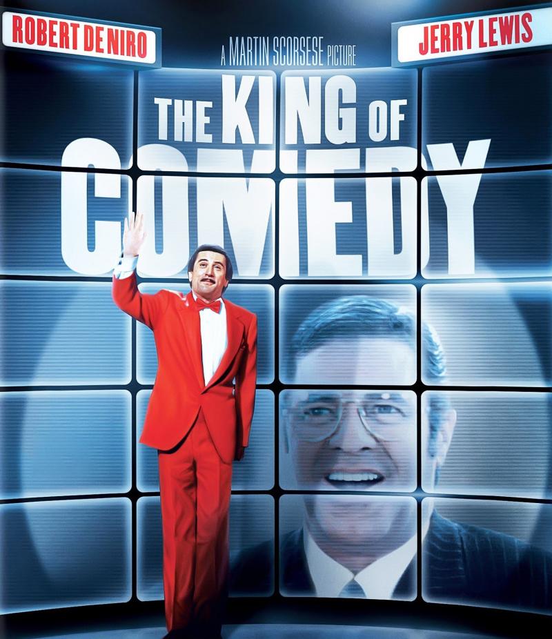 король комедии постер принимающая сторона