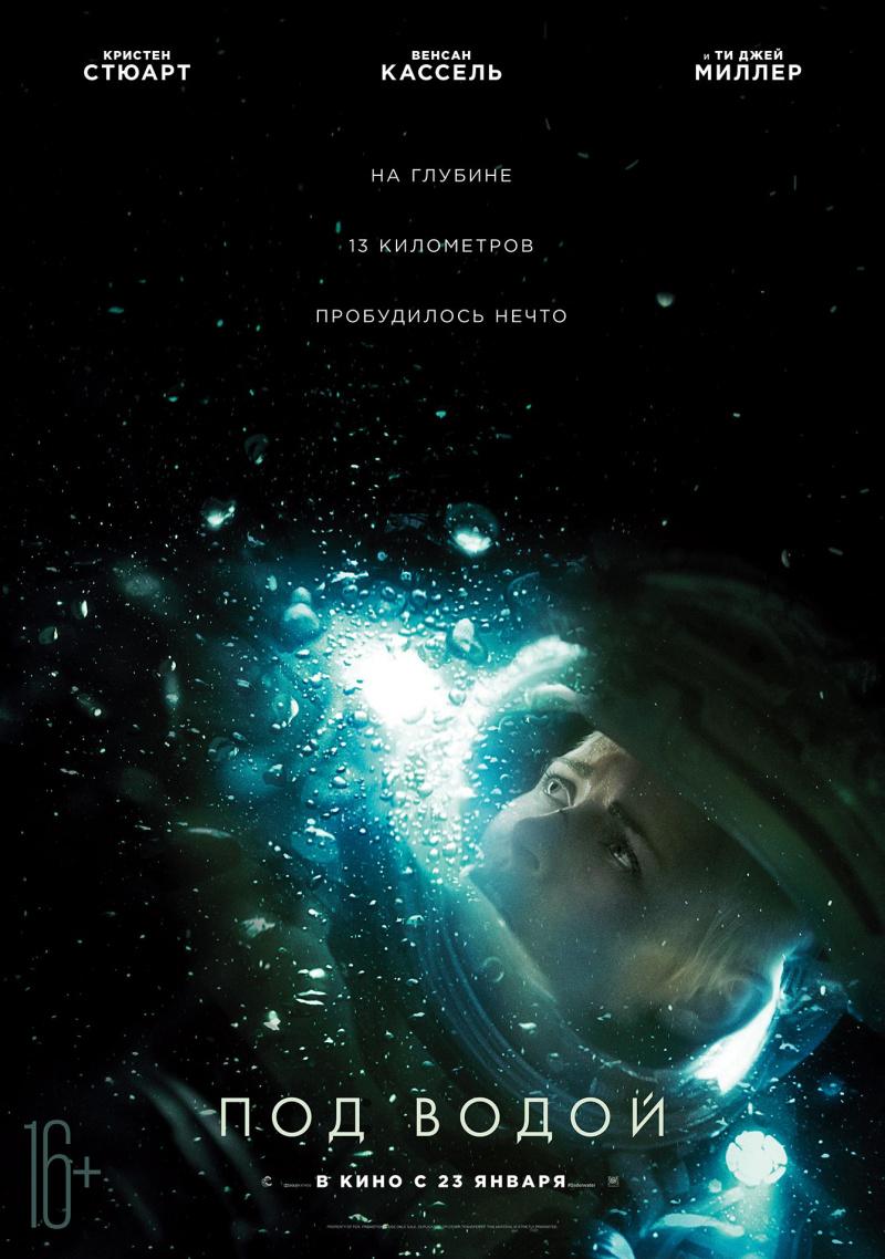Под водой / Underwater (2020)