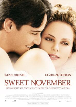 Сладкий ноябрь / Sweet November (2001)
