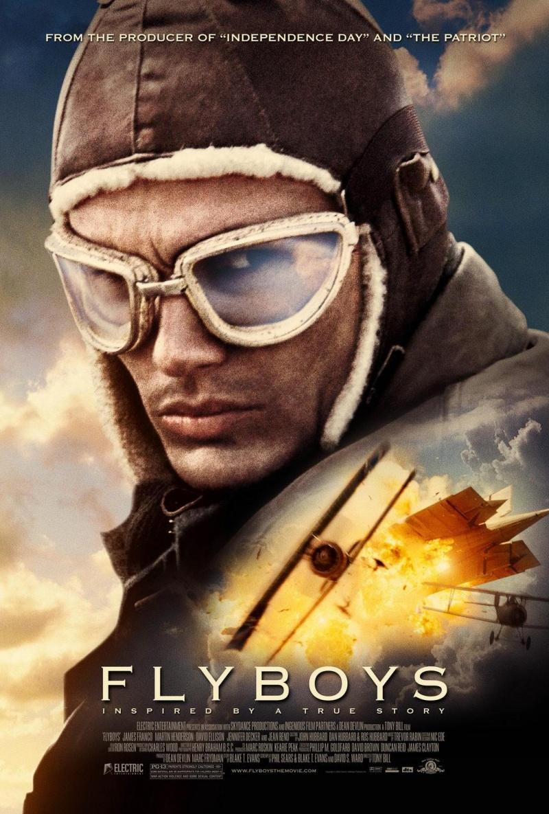 """Эскадрилья """"Лафайет"""" / Flyboys (2006)"""