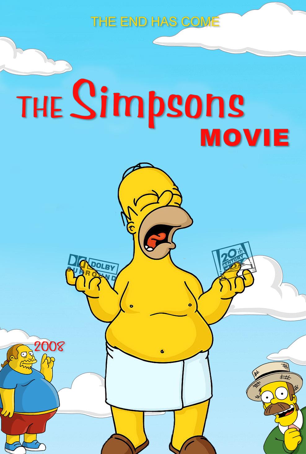 симпсоны кинопоиск постеры