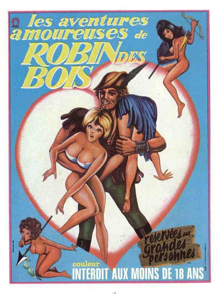 Смотреть эротические приключения робина гуда