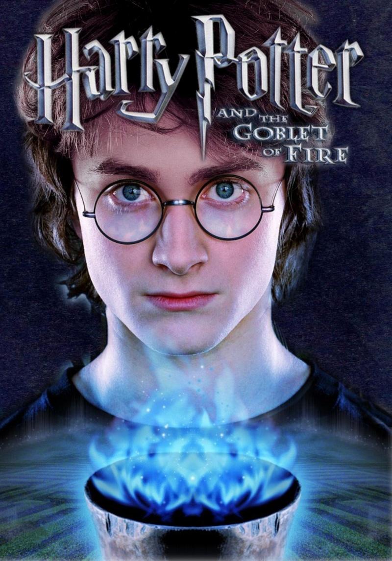 Постеры: Гарри Поттер и Кубок огня / Постер фильма «Гарри ...