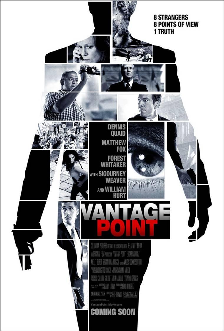Точка обстрела / Vantage Point (2008)