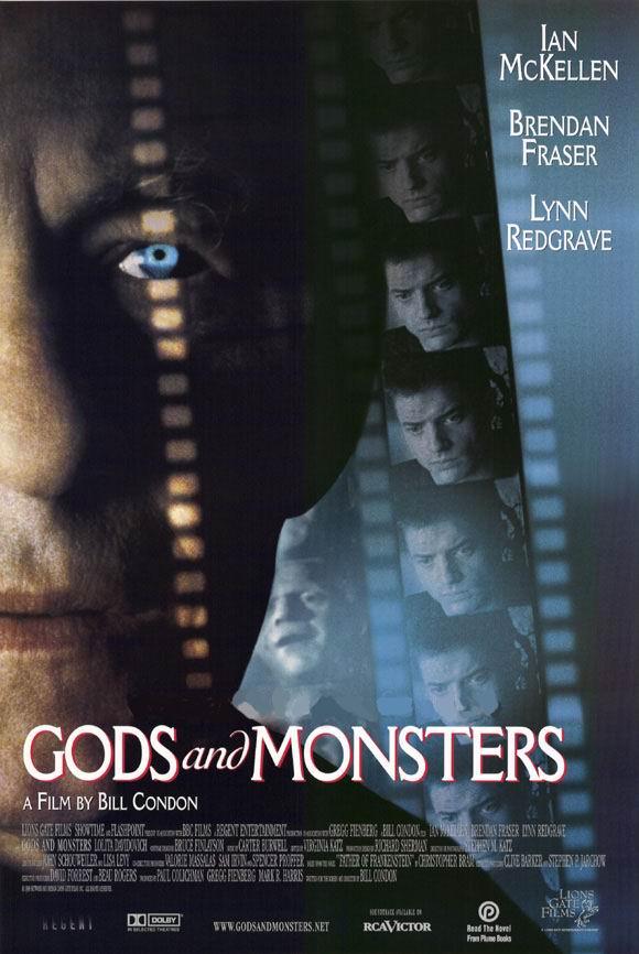 Боги и монстры Gods and Monsters
