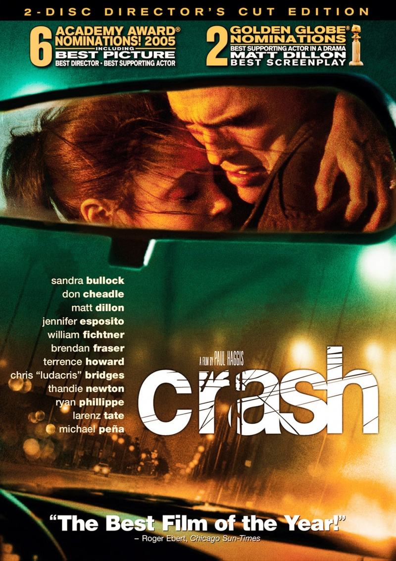 a critical review of crash a movie by paul haggis This breathtaking film is destined to be a critical smash crash, by writer/director paul haggis weaves a tale of paul haggis made a movie which.