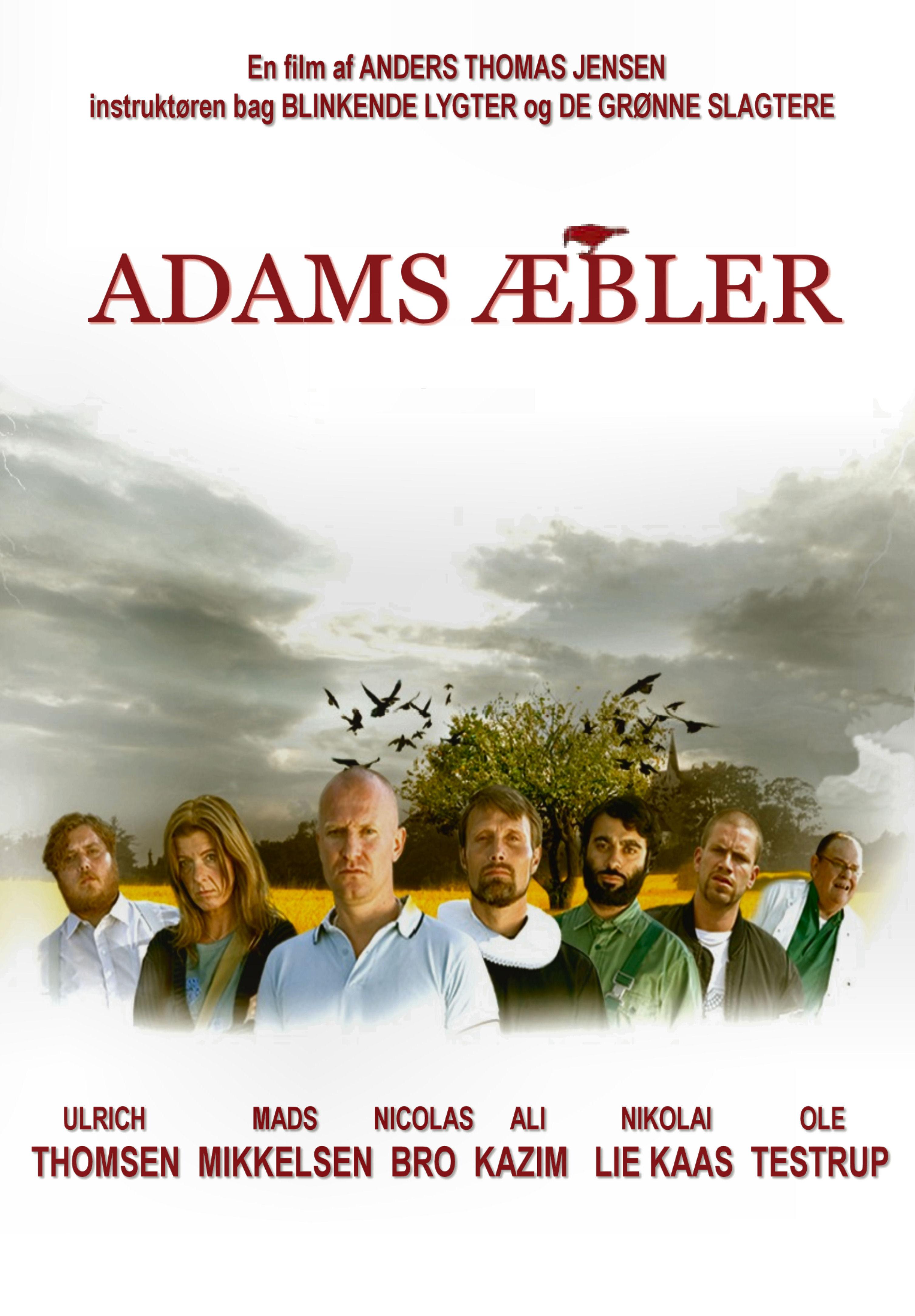 Адамовы яблоки постер