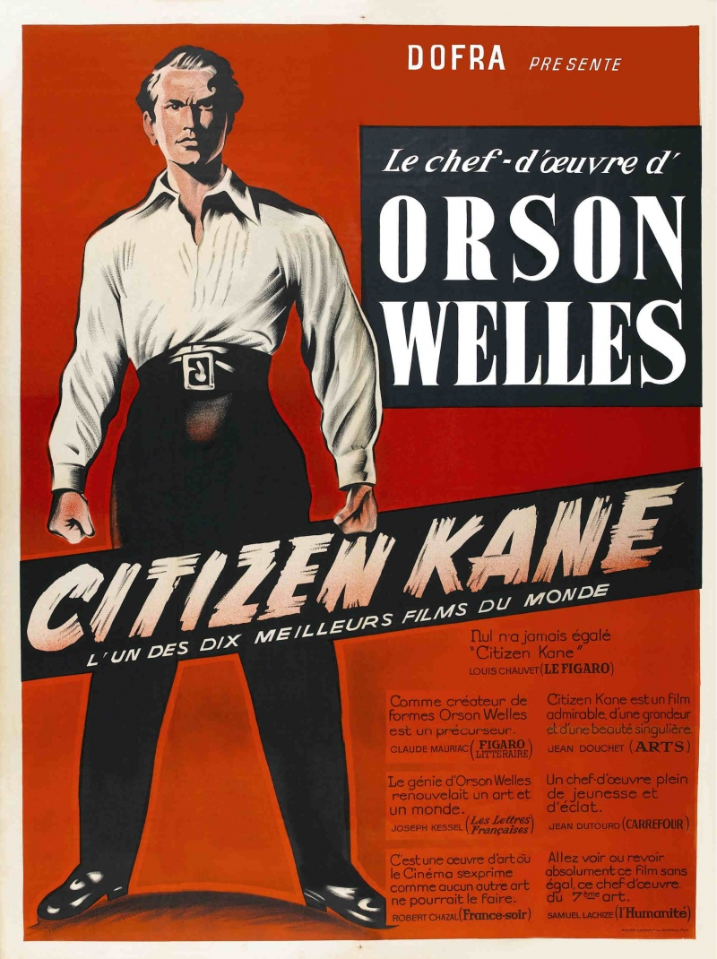 comparing the similarities and differences between the films citizen kane by orson welles and the sc Citizen hearst: a comparison of william randolph hearst and citizen kane orson welles was undoubtedly one of the most talented filmmakers of his time.