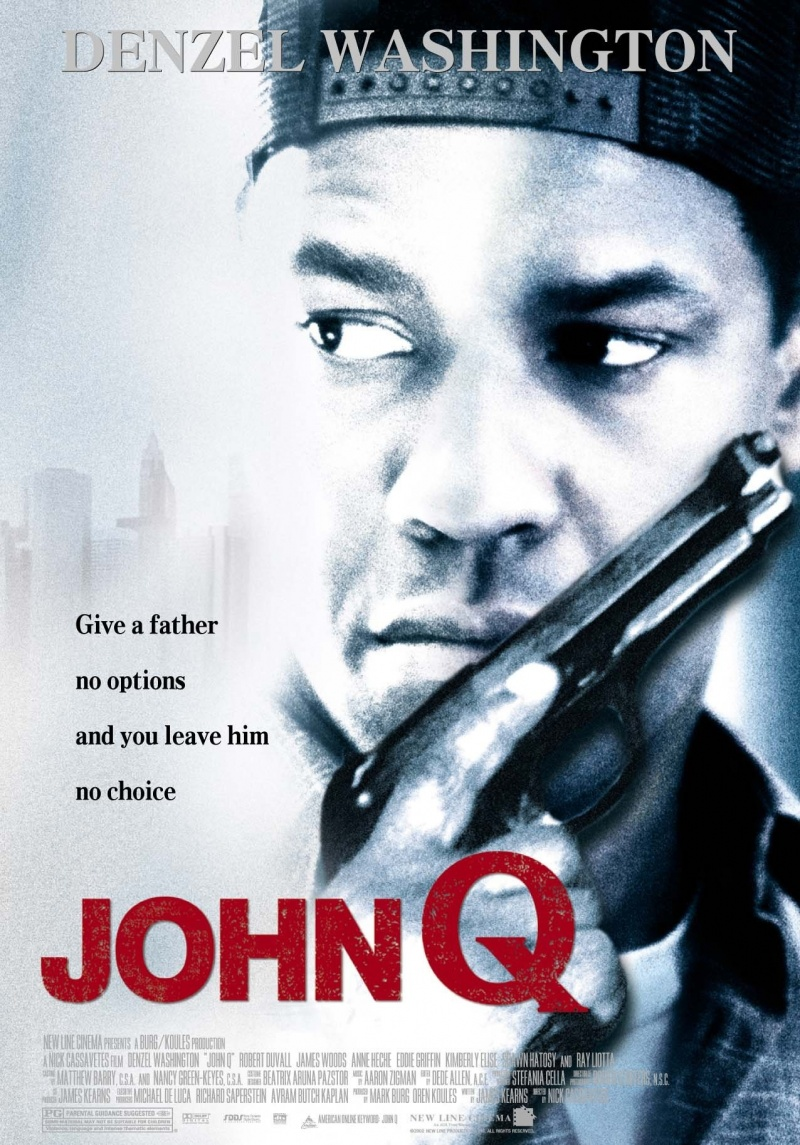 Джон Кью / John Q (2002)