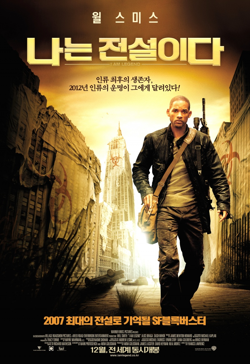 the humans dark seekers and capitalism as monsters in i am legend a movie by francis lawrence