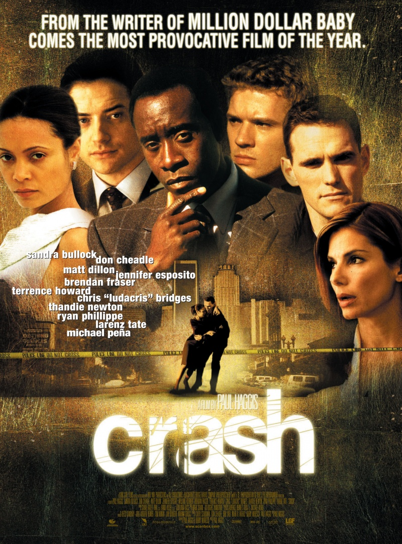 Столкновение Crash