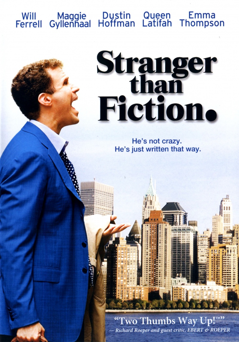 ������ � ������� �������� / Stranger Than Fiction (2006)
