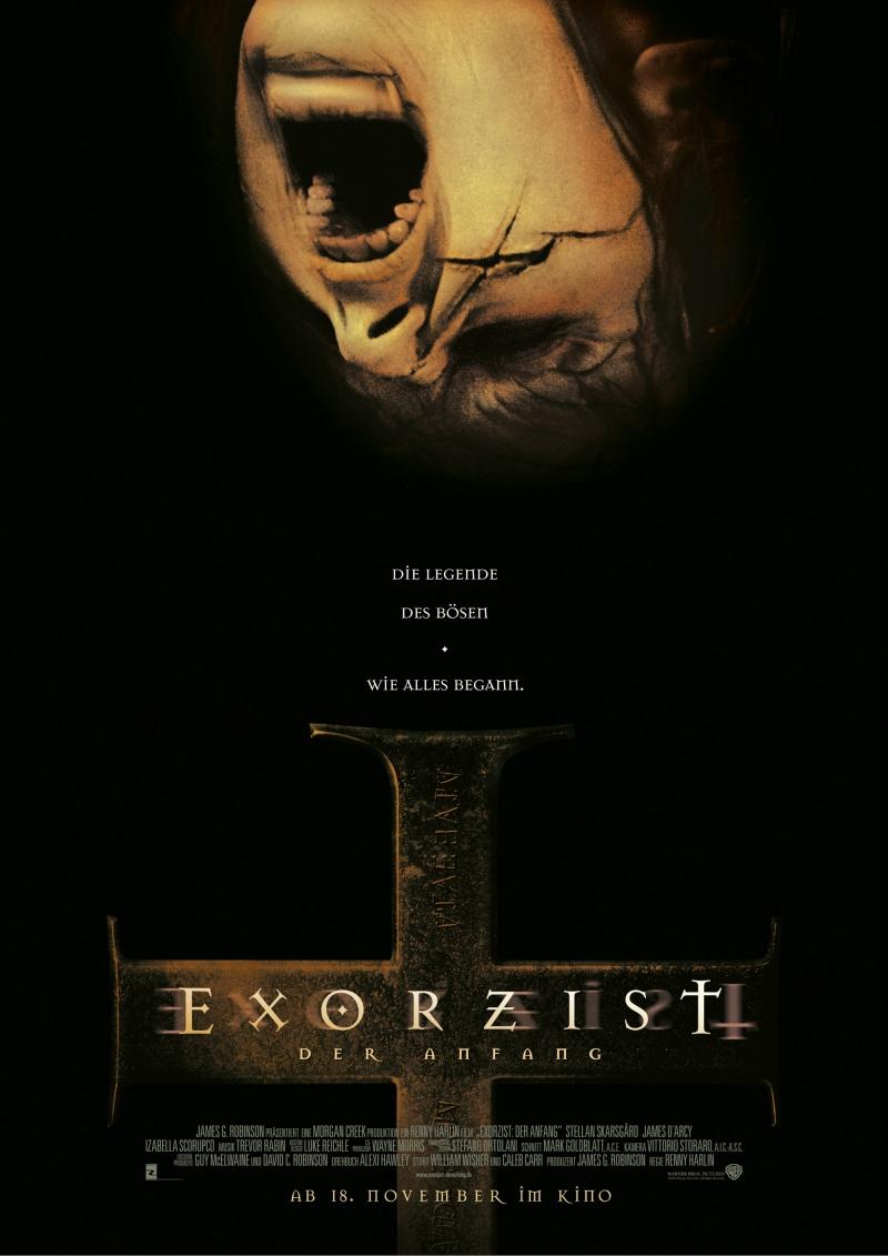 Изгоняющий дьявола: Начало / Экзорцист: Начало / Exorcist: The Beginning (2004) онлайн