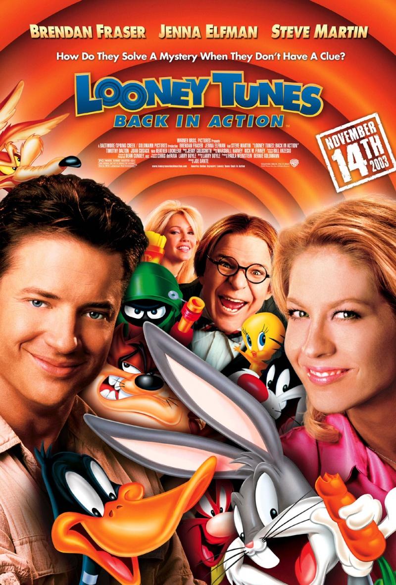 Луни Тюнз: Снова в деле Looney Tunes: Back in Action