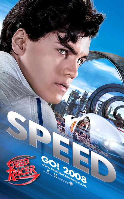Спиди Гонщик (2008)