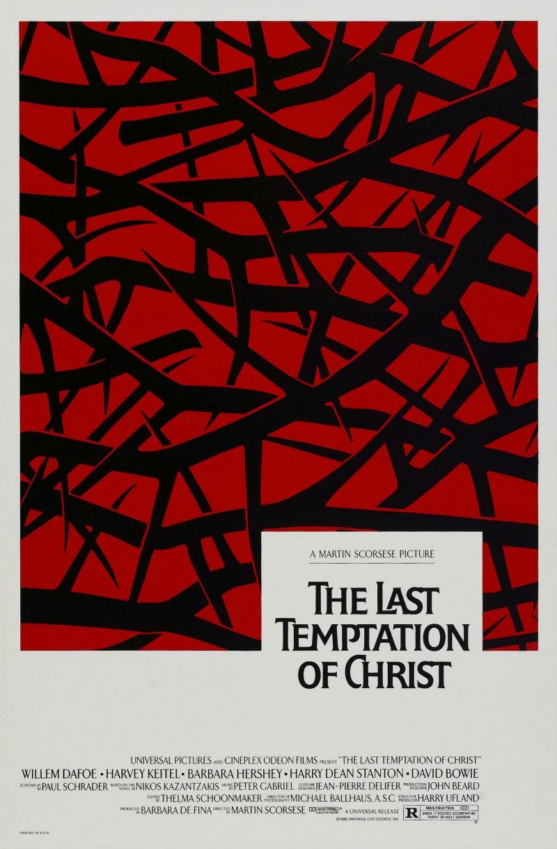 Последнее искушение Христа / The Last Temptation of Christ (1988)