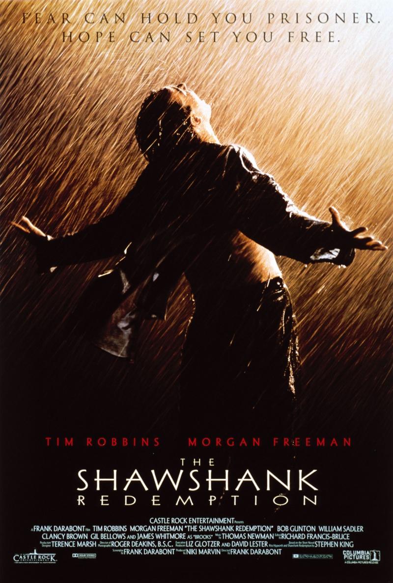 Побег из Шоушенка (The Shawshank Redemption, 1994)